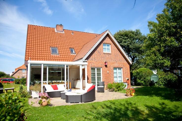 Herrliches Ferienhaus St.Barth mit viel Platz und schönem Wohnflair in Westerlan/Sylt.